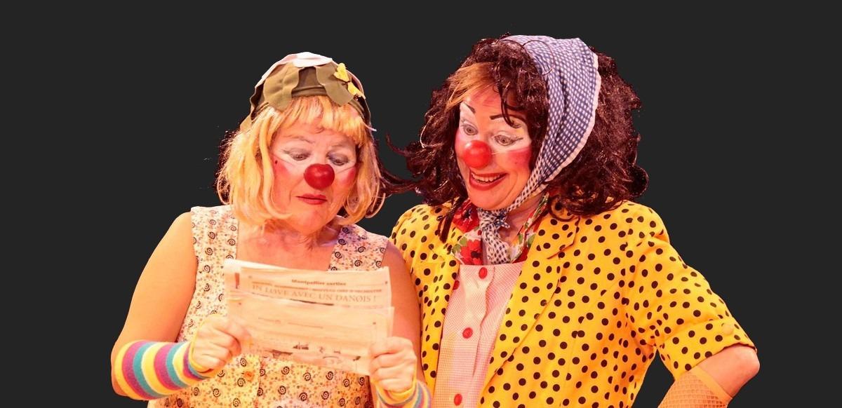 Formations au clown acteur social