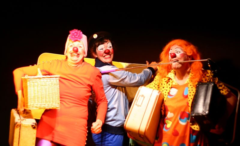 stages week-ends clowns
